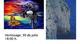 cartel surrealismo vs realismo