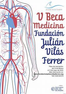 Cartel V Beca Medicina 2020
