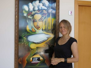 Madame Dalí