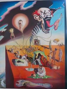 Obra de Madame Dalí