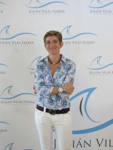 Marta Vilás, Presidenta de la Fundación